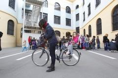ONCE DE MARZO DE 2014 EN EL COLRGIO JOAQUIN COSTA DE ZARAGOZA.FOTOGRAFIAS DESTINADAS AL VIDEO DE PRESENTACION DE LA JORNADA DE PUERTAS ABIERTAS