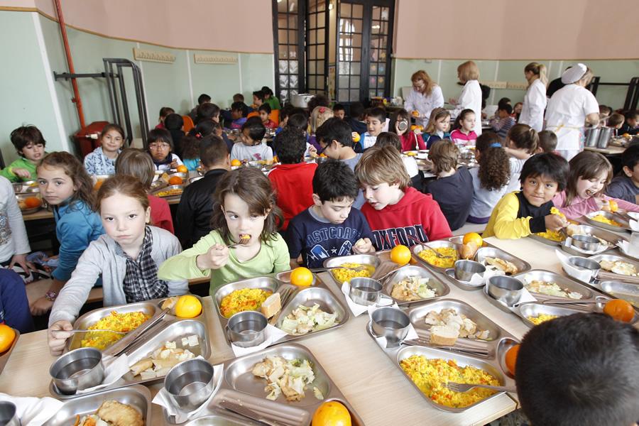 Comedor Escolar Colegio P Blico Joaqu N Costa