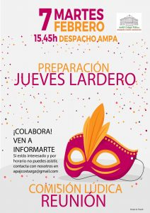 Jueves Lardero Preparación17